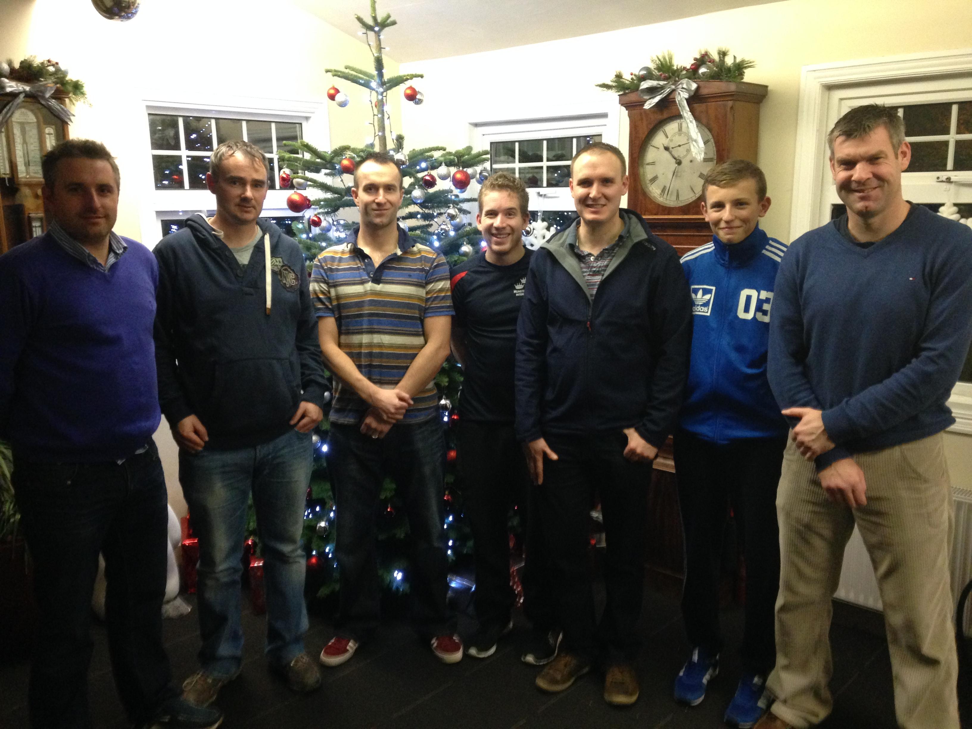 Division 1: Sunday's Well V Celtic, November 25th 2014
