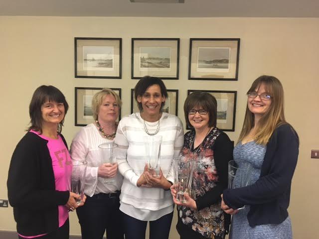 Ladies Winners - Ulster
