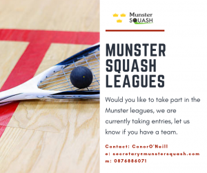 Munster Squash Leagues